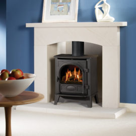 Gas Fires - Stoves