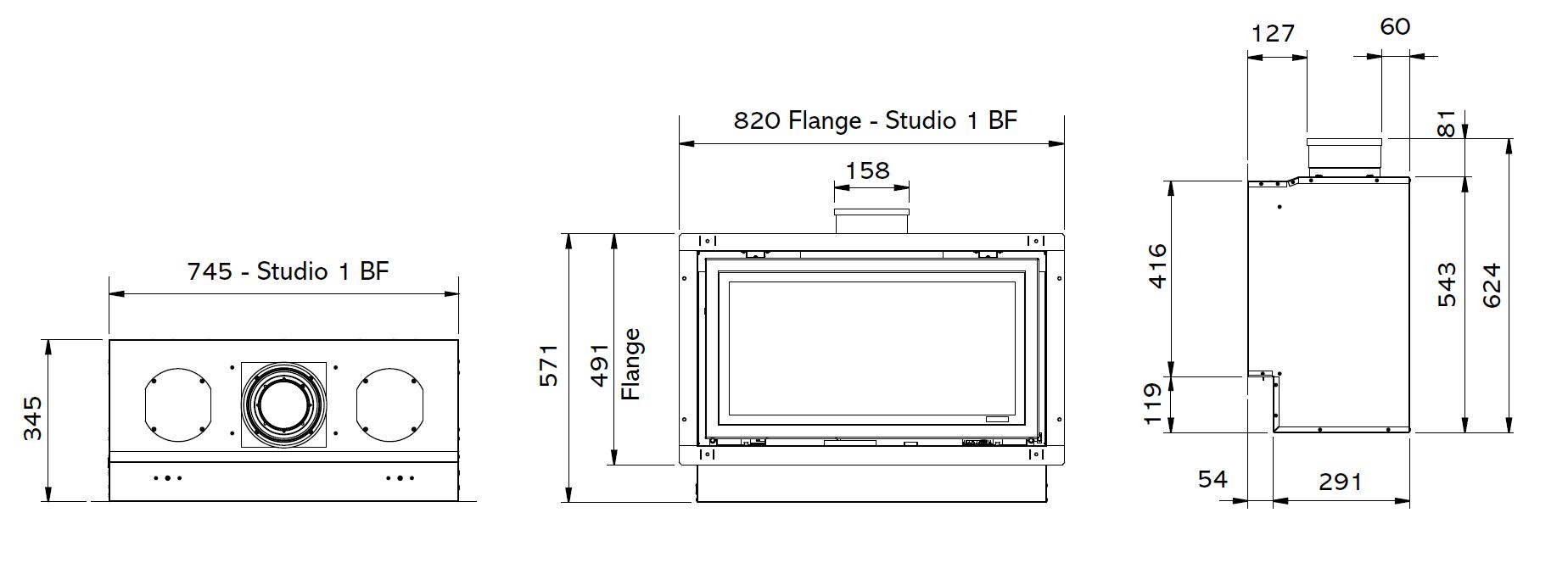 Studio 1 - BF