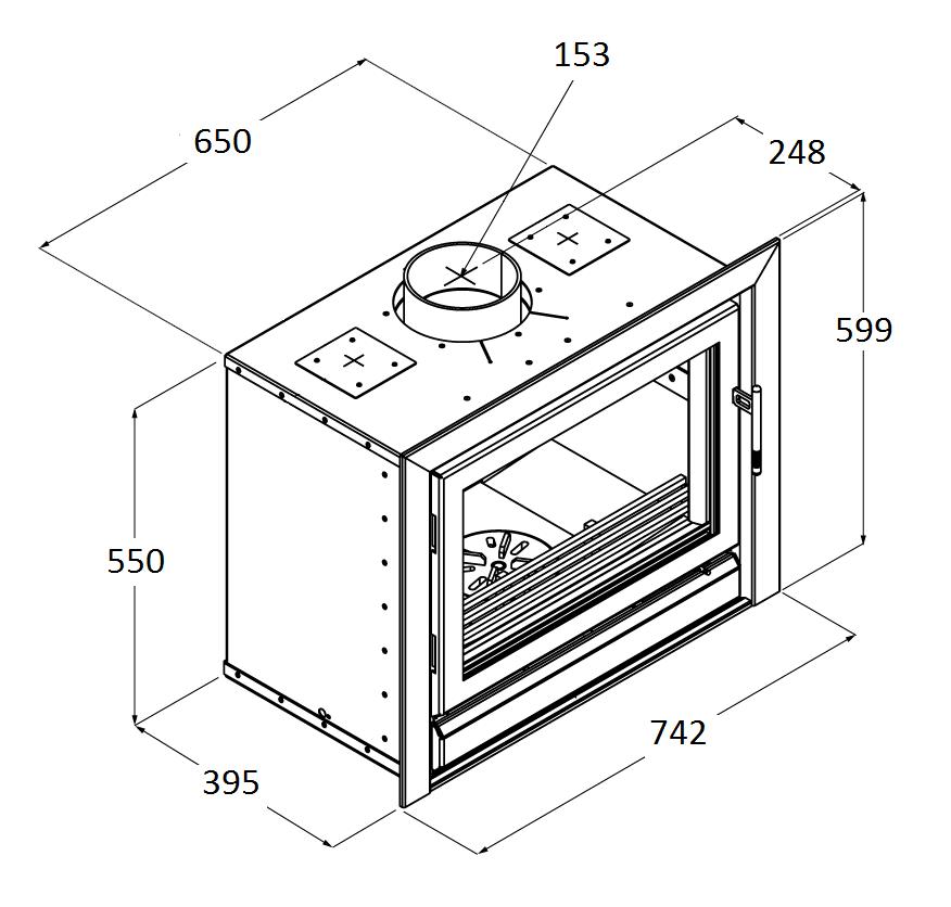 Riva 66 - Dimension Guide
