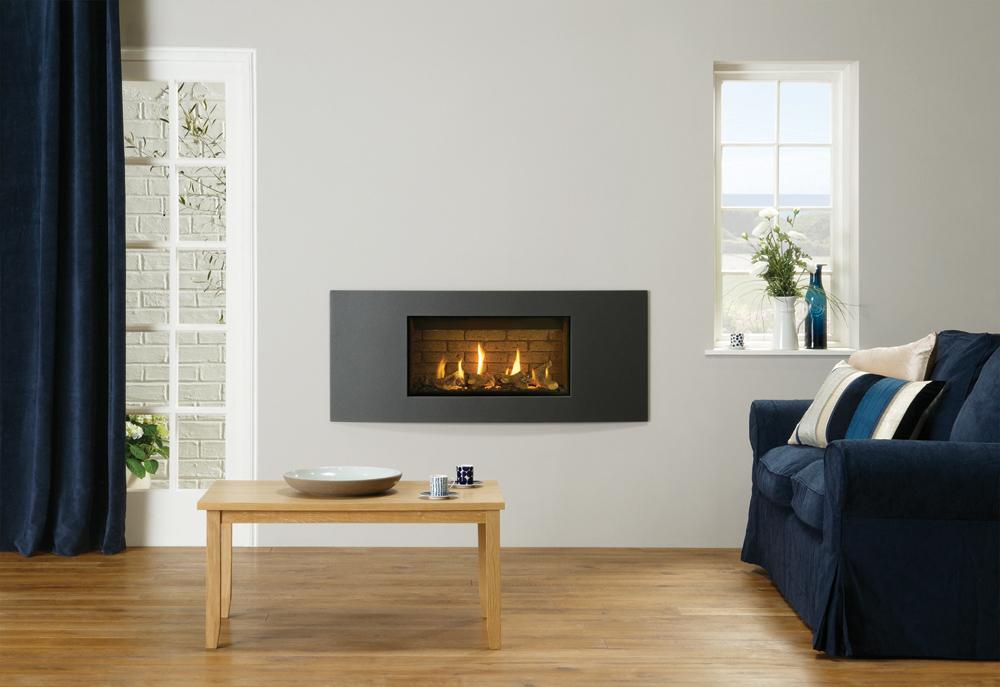 Studio 2 Slimline Esher Fireplaces