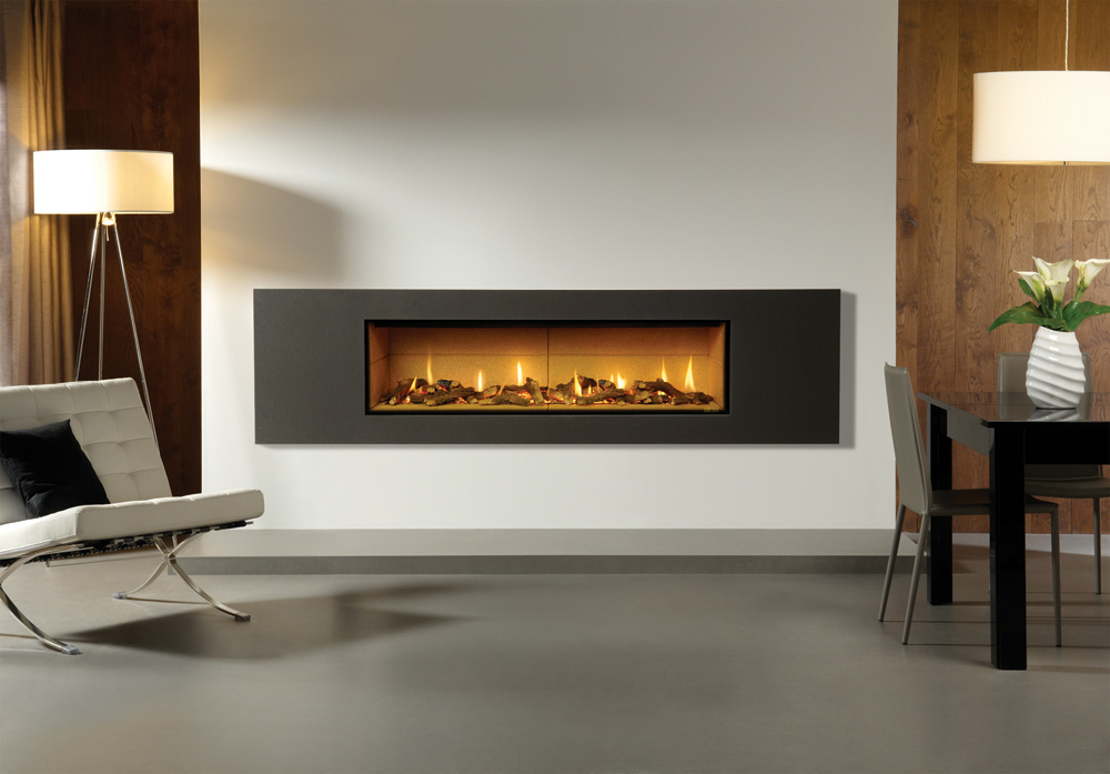 Studio 3 Open Fronted Esher Fireplaces