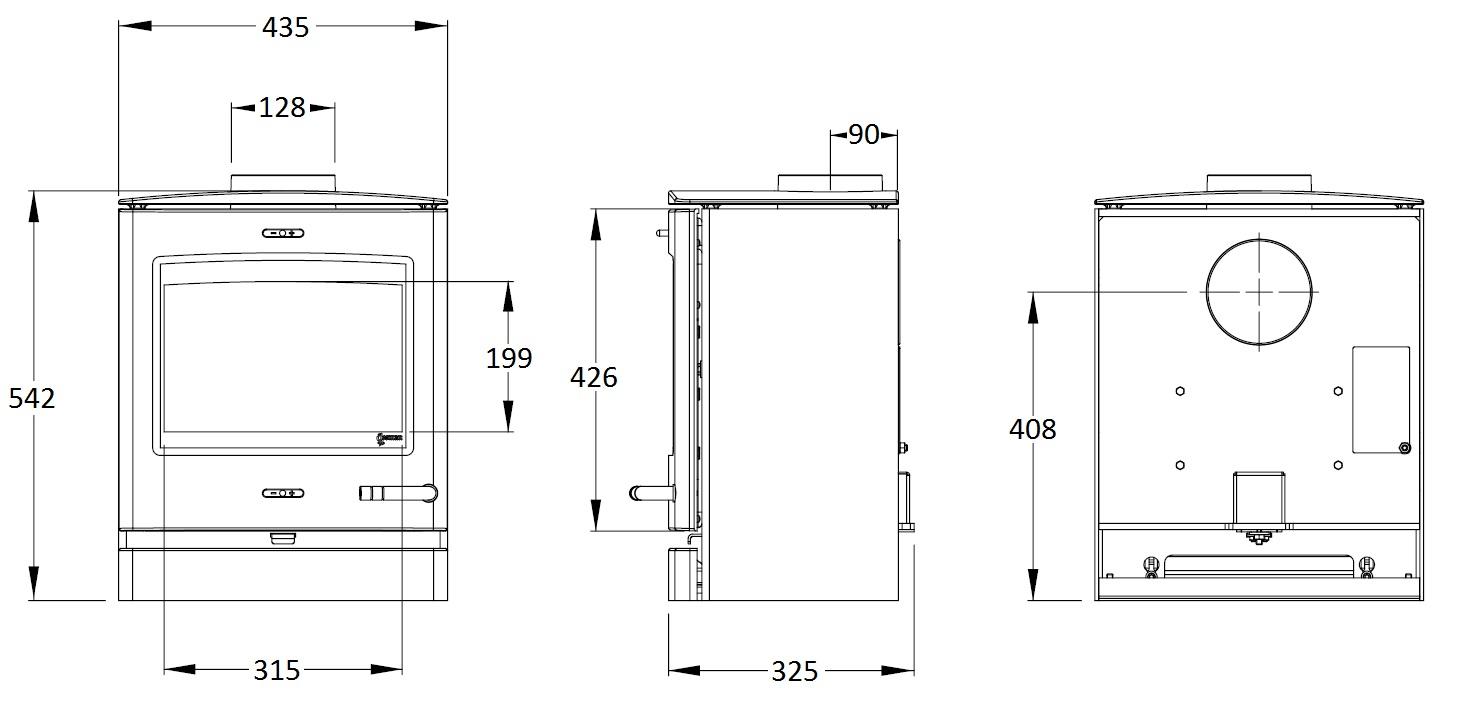 CL5 - Dimension Guide