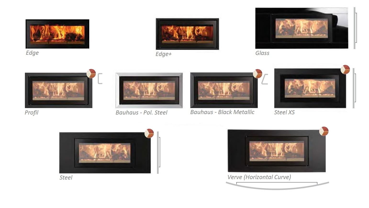 Studio 3 - Stovax Frames