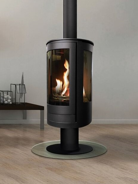 Curvation Pedestal Esher Fireplaces