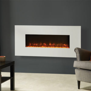 Radinace 100W - Ivory Steel