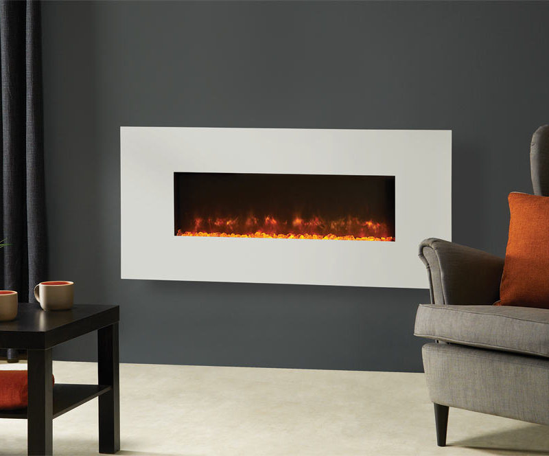 Radinace 100W - Ivory Steel