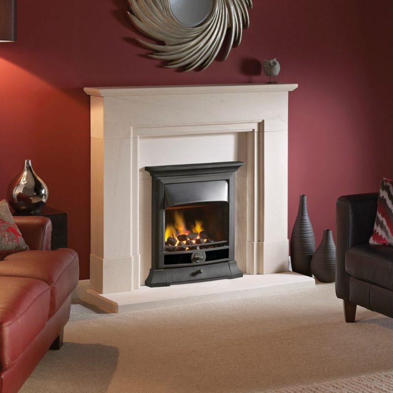 The Acombe - Gas Inset Fire