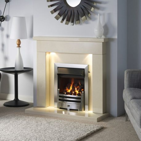 The Belmonte – Gas Inset Fire