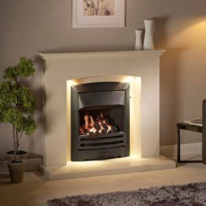 The Faro - Gas Inet Fire