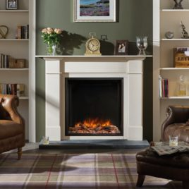 Skope 75R Inset – Fireplace