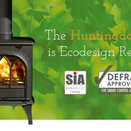 The Huntingdon 25 is Ecodesign Ready