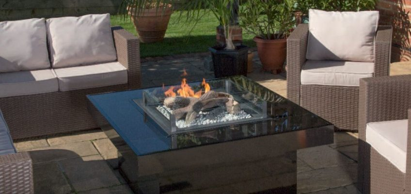 Blaze – Outdoor Garden Fire