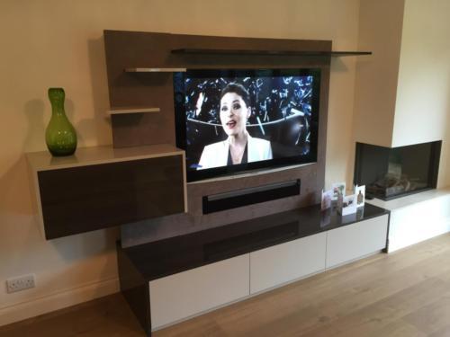 Bidore 70 MKII - TV Offset