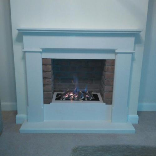 Complete Bespoke Fireplace