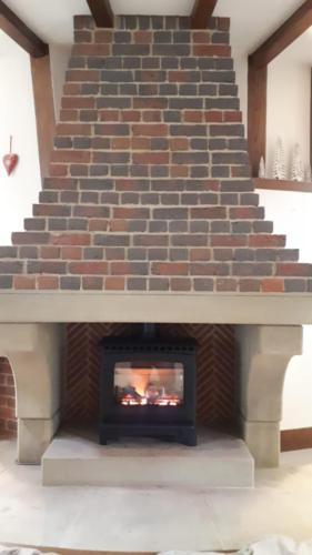 Marlborough (Gas Stove)