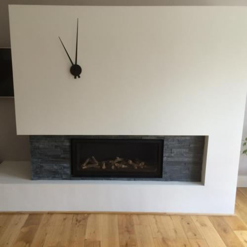 Studio 1; Bespoke False Chimney Breast