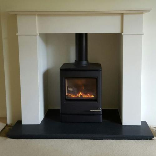 The Flat Victorian - CL5 (Gas Stove)